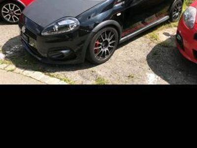 gebraucht Fiat Punto Abarth 1.4 zu Verkaufen