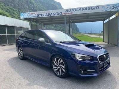 gebraucht Subaru Levorg 1.6DIT Swiss Plus AWD Lineartronic
