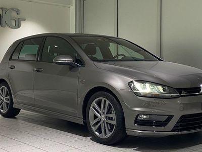 gebraucht VW Golf 2.0 TDI R-Line Design 4Motion