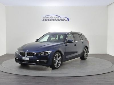 gebraucht BMW 330 3er d xDrive Touring Luxury Line Steptronic