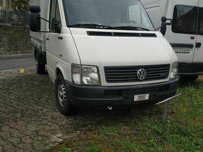 gebraucht VW LT LT 3.5t Lieferwagen mit Hebebühne3.5t Lieferwagen mit Hebebühne