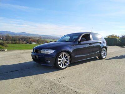 gebraucht BMW 120 1er d M-Packet ab Service