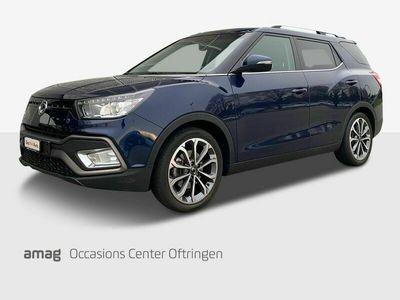 gebraucht Ssangyong XLV 1.6 eXDi Sapphire 4WD
