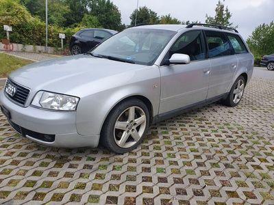 gebraucht Audi A6 2.5 TDI tiptronic