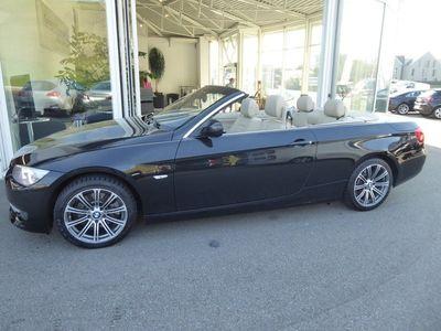 gebraucht BMW 330 Cabriolet Steptronic