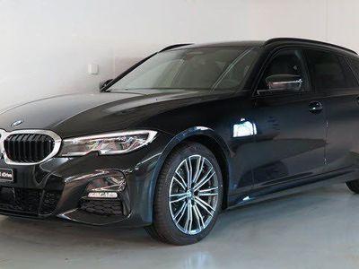 gebraucht BMW 320 d xDriveTouring MSport