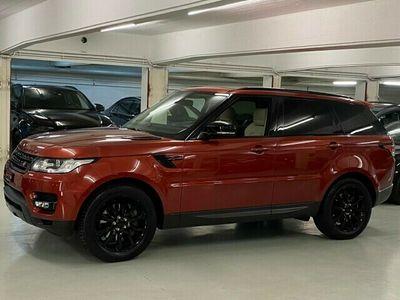 gebraucht Land Rover Range Rover Sport 3.0 SDV6 Autobiogr. Dynamic Aut