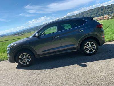 gebraucht Hyundai Tucson 1.7 CRDI Plena 2WD