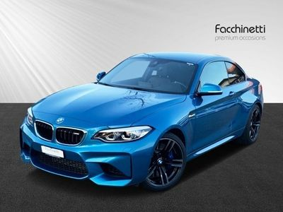 gebraucht BMW M2 Swiss Performance Edition Drivelogic