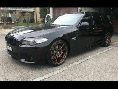 gebraucht BMW 528 5er i xDrive Touring Steptronic
