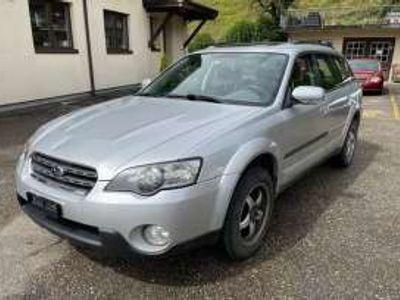 gebraucht Subaru Outback Benzin