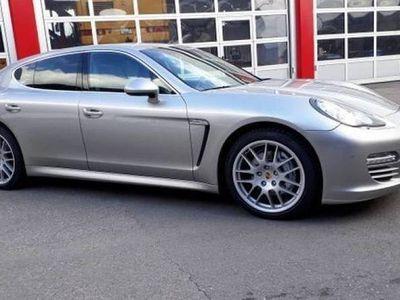 gebraucht Porsche Panamera 4S 4.8