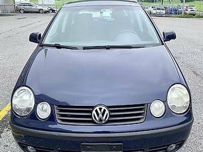 gebraucht VW Polo 1.4 benz., 2004, B04 Motor, Rest MFK-a