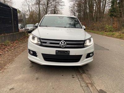 gebraucht VW Tiguan 2.0 TSI Cup R-Line 4Motion DSG