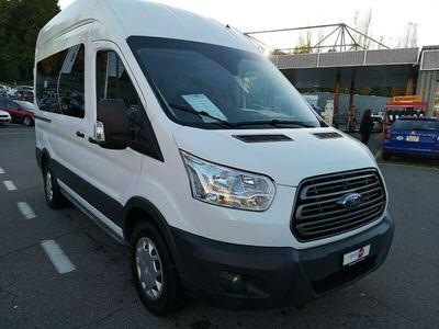 gebraucht Ford Transit 350 130PS 9 Sitzer