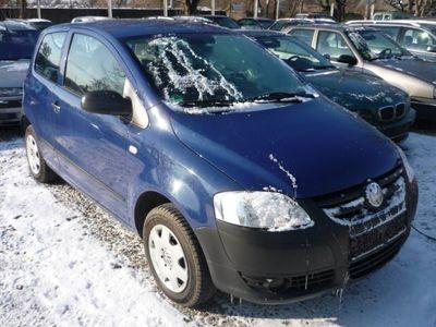 gebraucht VW Fox 1.2 blue edition