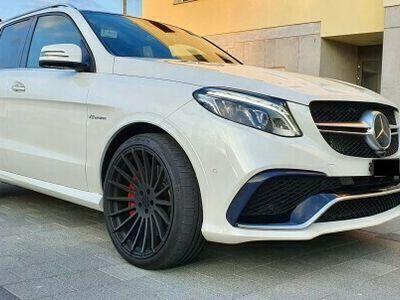 gebraucht Mercedes GLE63 AMG S AMG 4Matic Speedshift Plus 7G-Tronic
