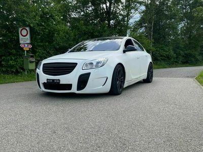 gebraucht Opel Insignia 2.8Turbo OPC 4WD / MattWhite