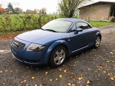 gebraucht Audi TT 1.8T