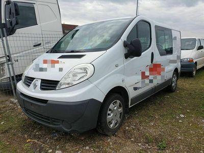 gebraucht Renault Trafic 2.0 dCi Eco Grand Passenger Authentique