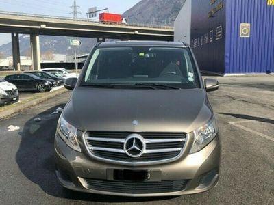 gebraucht Mercedes V250 V-Klasse V 250 d lang 7G-Tronic V-Klassed lang 7G-Tronic