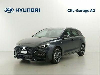gebraucht Hyundai i30 Wagon 1.5 T-GDi N-Line DCT