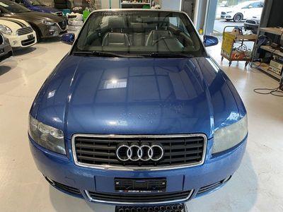 gebraucht Audi A4 Cabriolet 3.0 V6