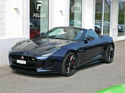 gebraucht Jaguar F-Type Convertible R 5.0 V8 S/C AWD