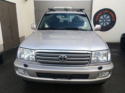 gebraucht Toyota Land Cruiser Land Cruiser4.2lt. Turbo