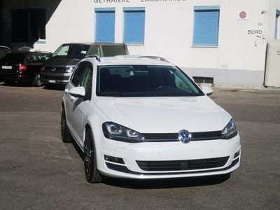 gebraucht VW Golf Variant 2.0 TDI Highline 4Motion