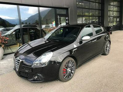 gebraucht Alfa Romeo Giulietta 1750 TBi Quadrifoglio Verde