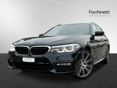 gebraucht BMW 540 i xDrive Touring Steptronic