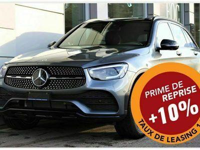 gebraucht Mercedes GLC220 GLC-Klassed AMG Line 4Matic 9G-Tronic