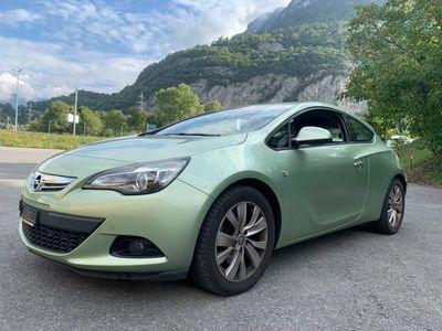 gebraucht Opel Astra GTC 1.4i 16V Turbo Sport