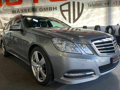 gebraucht Mercedes E350 E-KlasseAvantgarde 4Matic 7G-Tronic
