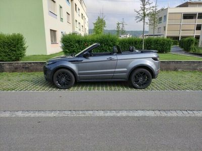 gebraucht Land Rover Range Rover evoque  Conver. 2.0 TD4 HSE Dynamic AT9