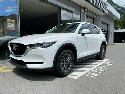 gebraucht Mazda CX-5 SKYACTIV-G 165 Ambition AWD