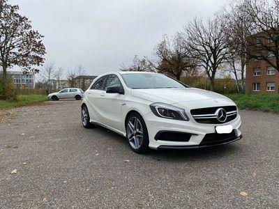 gebraucht Mercedes A45 AMG A-Klasse4Matic Speedshift 7G-DCT