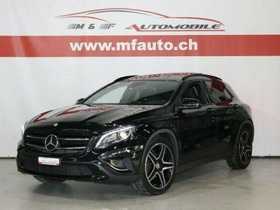 gebraucht Mercedes GLA220 CDI Urban 4m