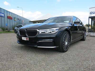 gebraucht BMW 730L d xDRIVE EXCELLENCE