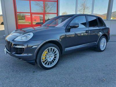 gebraucht Porsche Cayenne Turbo S
