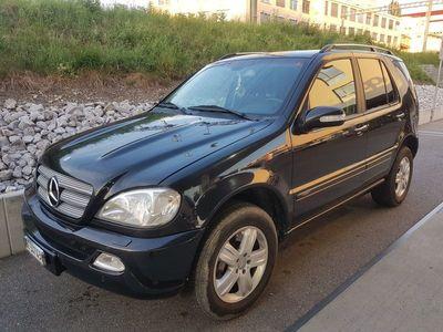 gebraucht Mercedes ML270 M-Klasse Mercedeszum verkaufen