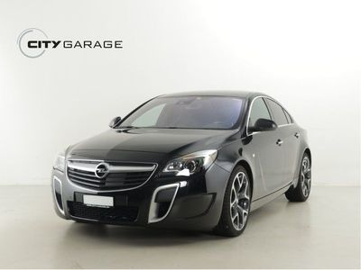 gebraucht Opel Insignia 2.8 V6 T 4x4 OPC