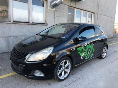 gebraucht Opel Corsa Opc
