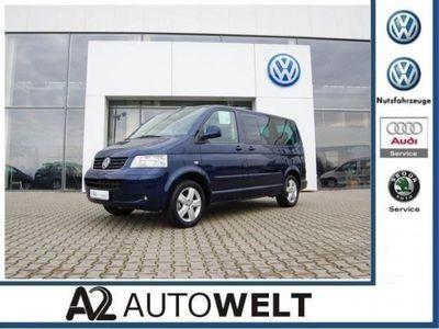 gebraucht VW Multivan T5Highline Autom. Navi AHK PDC MFA