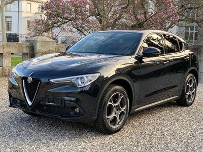 gebraucht Alfa Romeo Stelvio 2.2 JTDM Super Q4 Automatic Sport