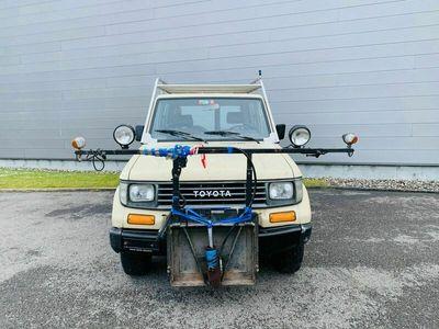 gebraucht Toyota Land Cruiser RJ 70 LV-MNEW Hard-Top