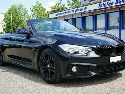 gebraucht BMW 428 i Cabrio M Sport