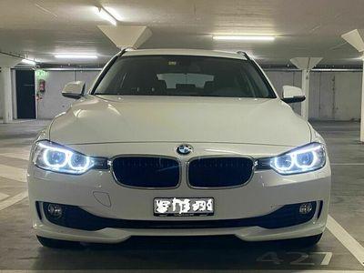 gebraucht BMW 318 3er d Touring Steptronic Business advantage