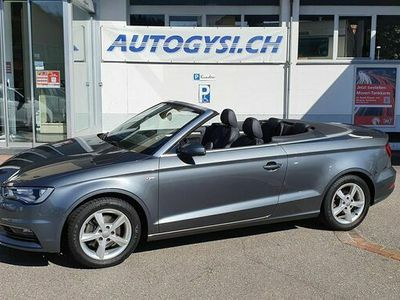 gebraucht Audi A3 Cabriolet A3 1.4 TFSI Ambition1.4 TFSI Ambition